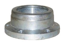 Корпус ступицы диска сошника Lemken (Код 5554520)
