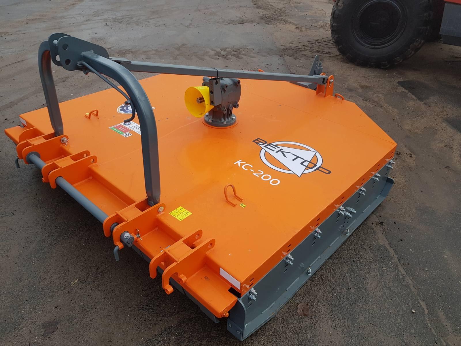 Фото косилки для трактора Вектор