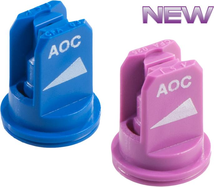 AOC – Air Off Center ASJ ARAG ассиметричный распылитель