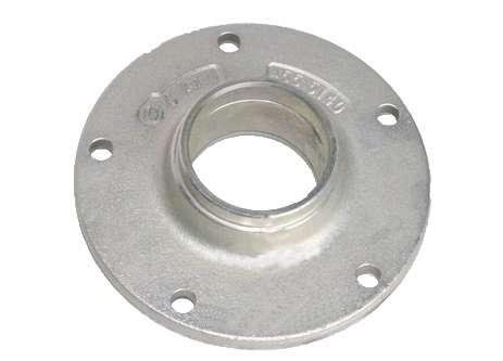 Корпус ступицы диска бороны (Код по Lemken 4555140)