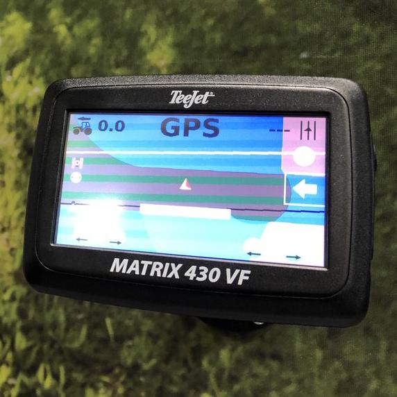 Садовый навигатор Matrix 430VF
